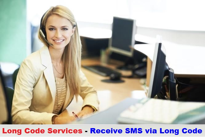 Long Code SMS Service : Long Code Provider in Delhi India