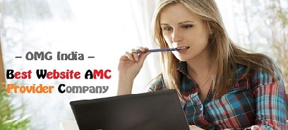 AMC : Website Maintenance Services